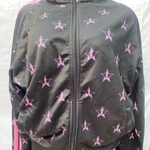Jefree star track suit jacket